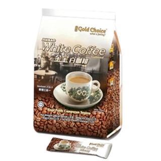 【金寶】白咖啡-特濃(40gx15小包)