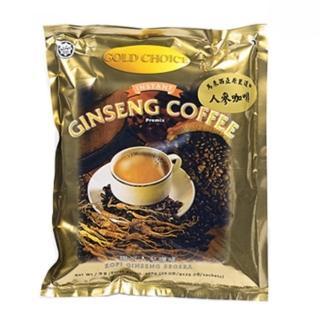 【金寶】人蔘咖啡(20gx20小包)