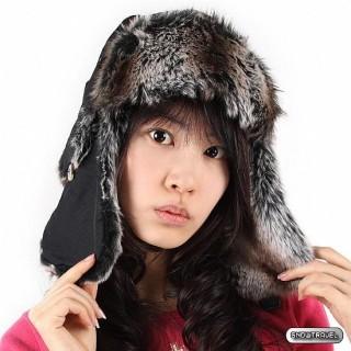 【SNOWTRAVEL】極地保暖遮耳帽(黑)推薦文