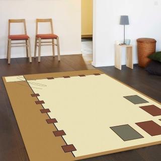 【范登伯格】蒂朵居家風格進口絲質感地毯-印地安-共三色(155x225cm)