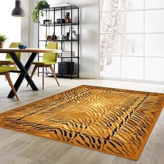 【范登伯格】薩斯狂野大地絲質地毯-赤鬼(140x190cm)