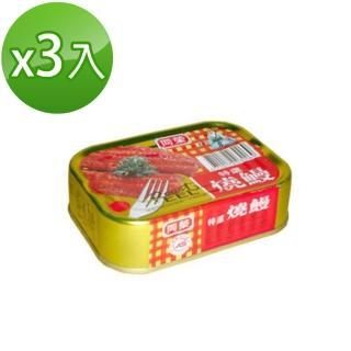 【同榮】燒鰻-易(100g*3)