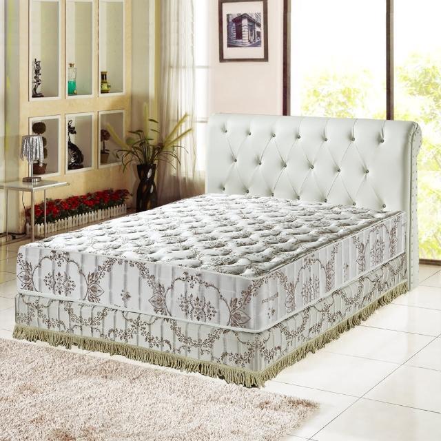 【睡芝寶-RecoTex-Cool涼爽透氣-蜂巢式獨立筒床墊-雙人】