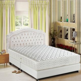 【睡芝寶-3M防潑水+透氣涼蓆-健康護背床墊-雙人5尺】
