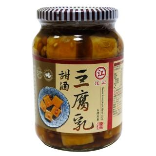 【江記】甜酒豆乳900g