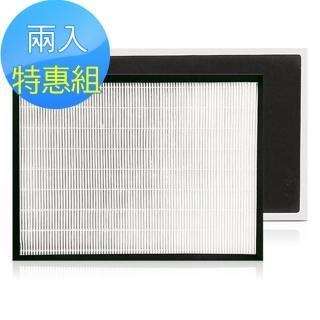 【怡悅】HEPA靜電濾網(適用3M 超優淨清淨機MFAC-01F-2入)