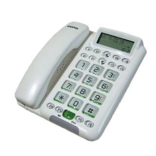 【SANYO】免持對講有線電話TEL011