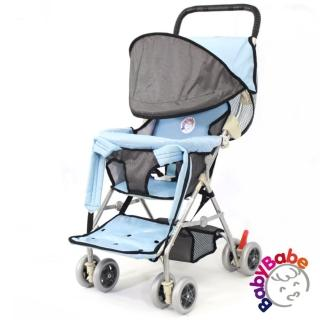 【BabyBabe】三用加寬揹架車(兩色可選)