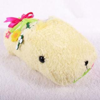 【Kapibarasan】水豚君花舞祭系列公仔(向陽君)