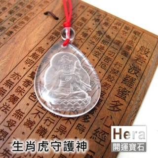 HERA白水晶虎年守護神-虛空藏菩薩