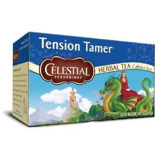 【Celestial 詩尚草本】美國原裝進口 輕鬆茶(20環保包)