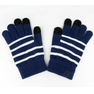 【Lus.G】暖呼呼觸控螢幕保暖手套(粉紅色)