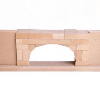 【Mr.sci 賽先生科學】神奇羅馬拱橋積木