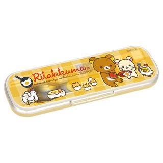 【San-X】懶熊荷包蛋咕咕雞系列環保餐具組