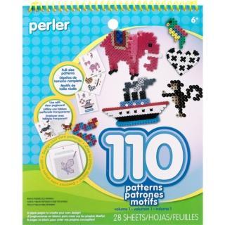 【Perler 拼拼豆豆】一比一造型圖案創意拼豆書(第一彈)