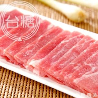 【台糖】豬肉片6盒(300g/盒)