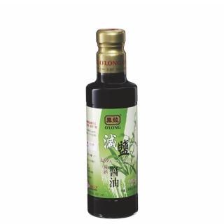 【黑龍】40%減鈉減鹽醬油(300ml)
