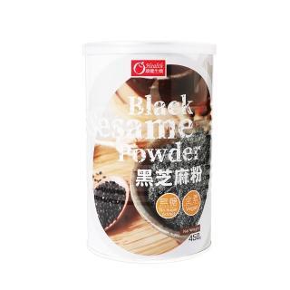 【康健生機】黑芝麻粉(450g/罐)