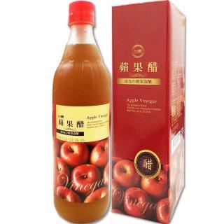 台糖蘋果醋 600ml