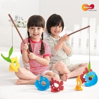 【Weplay】搖擺釣魚樂(STEAM玩具)