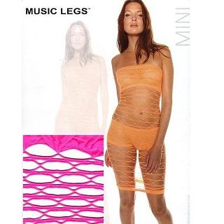 【MUSIC LEGS】性感貓裝(頂級 6995 桃 F)