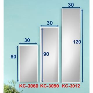冰天使 120公分鋁框壁鏡(KC-3012)
