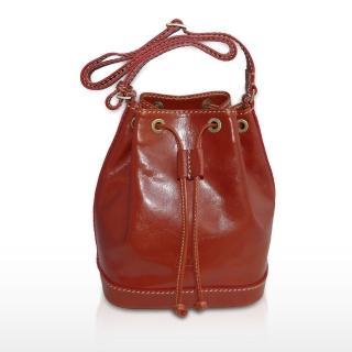 【Sika】義大利皮革水桶包-小(M6047-01)