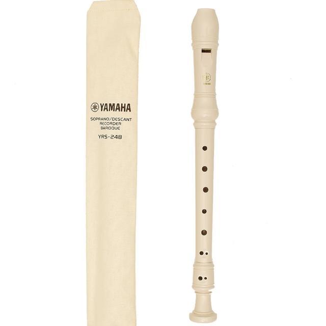 【拓弦音樂】YAMAHA YRS-24B 高音直笛  英式/兩支裝(YRS-24B 兩支裝)