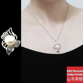 【山本美樹】花夢網 淡水珍珠項鍊