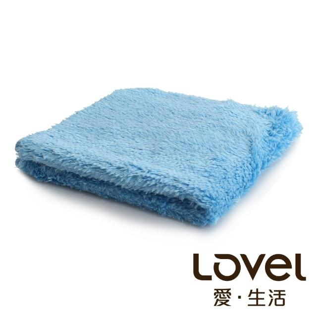 【Lovel】超強吸水輕柔微絲多層次開纖紗方巾(共9色)/