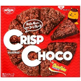 【日清Cisco】牛奶巧克力脆餅(8入)