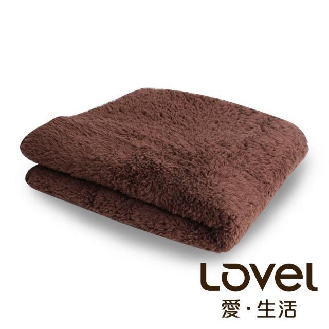 【Lovel】7倍強效吸水抗菌超細纖維小浴巾(共9色)/