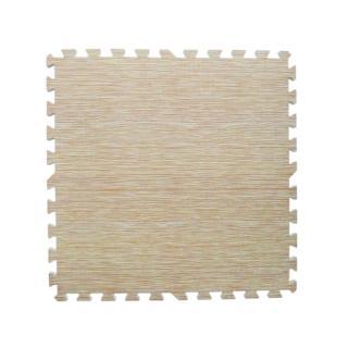 【新生活家】耐磨藺草紋地墊(棕色62x62x1.4cm12入)