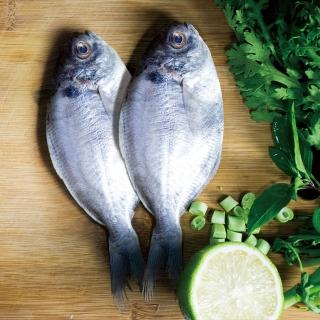 【好神】鮮凍優質肉魚24包組(90G/尾 2尾/包)