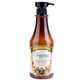 【Organia 歐格妮亞】橄欖舒活抗壓沐浴乳750g(任何類型肌膚皆可使用)