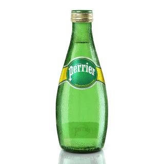 【Perrier 沛綠雅】氣泡天然礦泉水(330mlx24入)