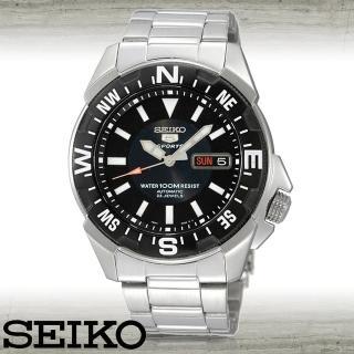【SEIKO 精工】盾牌五號自動機械錶(SNZE81J1)