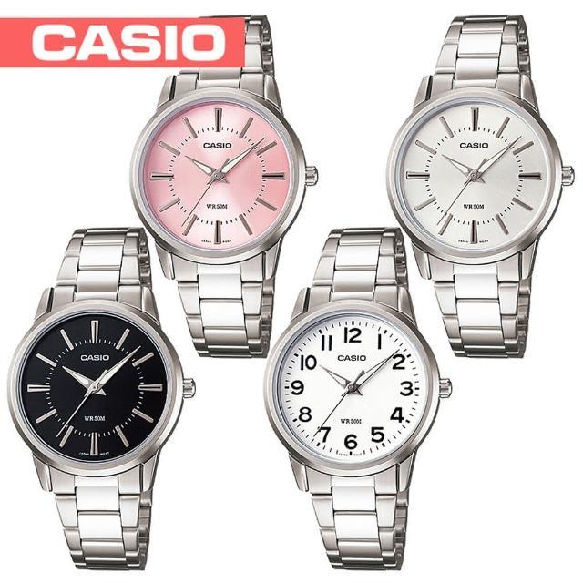 【CASIO 卡西歐】粉領階級/上班族/淑女石英腕錶-(LTP-1303D)