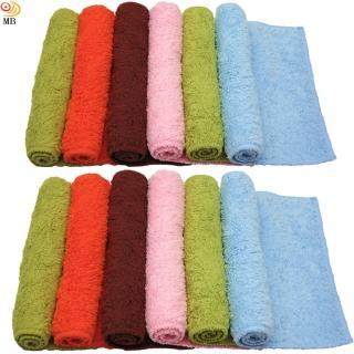 台灣製造30X20長毛絨超細纖維神奇抹布12入組(390065X12)