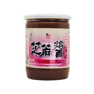 【北港 元福麻油廠】特級芝麻醬〈嚴選芝麻醬〉(600 g/瓶)