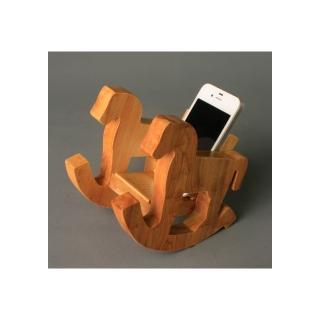 【荒木雕塑藝品】馬到成功(置物、手機座)