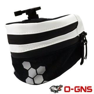 【O-GNS】快拆調整型可擴充座墊袋(黑)