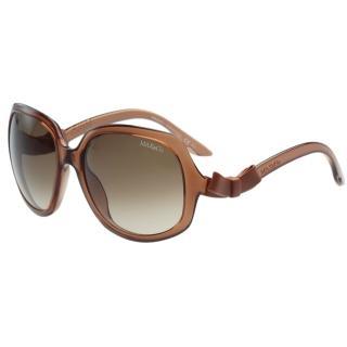 【MAX&CO.】-時尚太陽眼鏡(焦糖色)