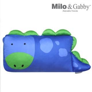 【Milo Gabby】動物好朋友-mini枕頭套(DYLAN恐龍)
