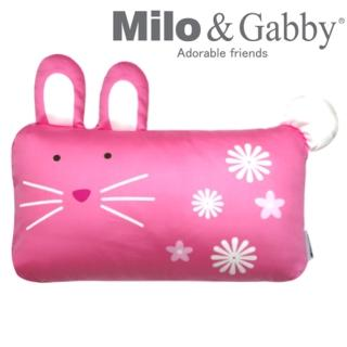 【Milo Gabby】動物好朋友-mini枕頭套(LOLA兔兔)