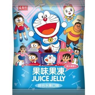 【盛香珍】哆啦A夢果味果凍-綜合口味1000g/包(約34-36顆入)