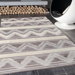 【Ambience】比利時 Kilim 絲毯(閃影140x200cm)