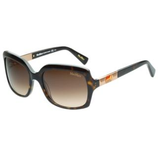 【MaxMara】-小龐克感太陽眼鏡(琥珀色)