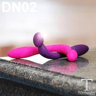 【香港Toynary】DN02 Cerise G點前列腺刺激 按摩棒(桃-12hr)