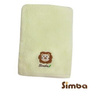 【小獅王辛巴】和風高級嬰兒快乾浴巾